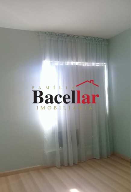 quarto - Apartamento 1 quarto à venda Grajaú, Rio de Janeiro - R$ 320.000 - TIAP10671 - 5