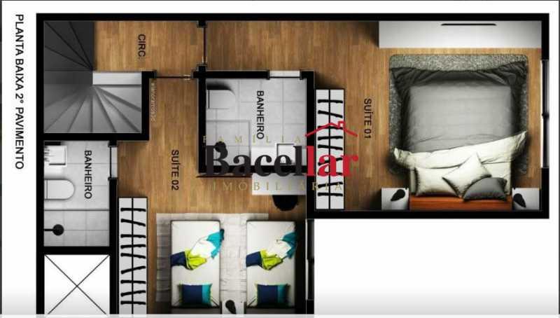2 - Casa em Condomínio 2 quartos à venda Campo Grande, Rio de Janeiro - R$ 190.000 - TICN20024 - 12