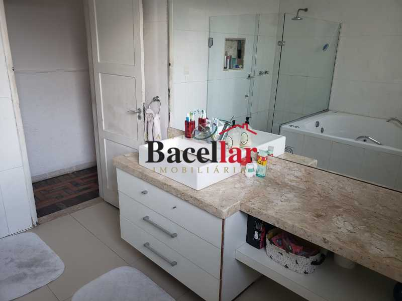 Banheiro - Casa à venda Rua Barão de Cotegipe,Vila Isabel, Rio de Janeiro - R$ 1.000.000 - TICA30132 - 26