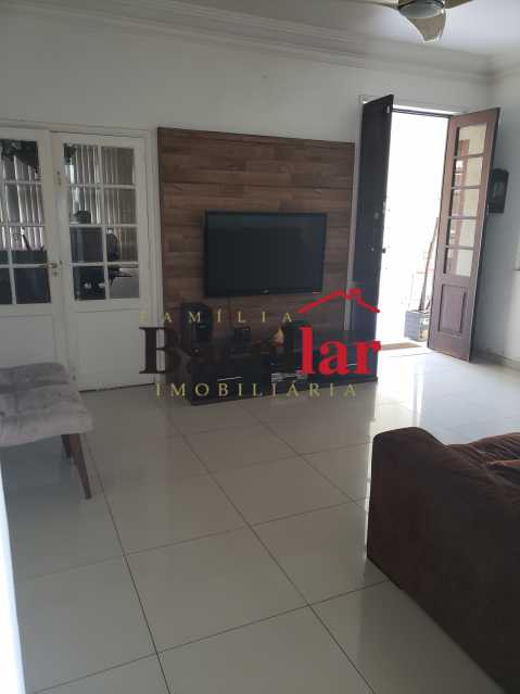 Salão - Casa à venda Rua Barão de Cotegipe,Vila Isabel, Rio de Janeiro - R$ 1.000.000 - TICA30132 - 19