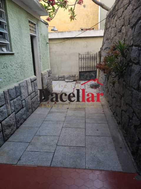 Corredor Lateral - Casa à venda Rua Barão de Cotegipe,Vila Isabel, Rio de Janeiro - R$ 1.000.000 - TICA30132 - 17
