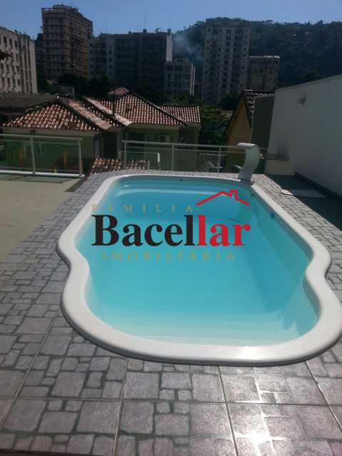 Piscina - Casa à venda Rua Barão de Cotegipe,Vila Isabel, Rio de Janeiro - R$ 1.000.000 - TICA30132 - 1