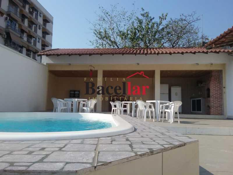 Área Piscina - Casa à venda Rua Barão de Cotegipe,Vila Isabel, Rio de Janeiro - R$ 1.000.000 - TICA30132 - 6