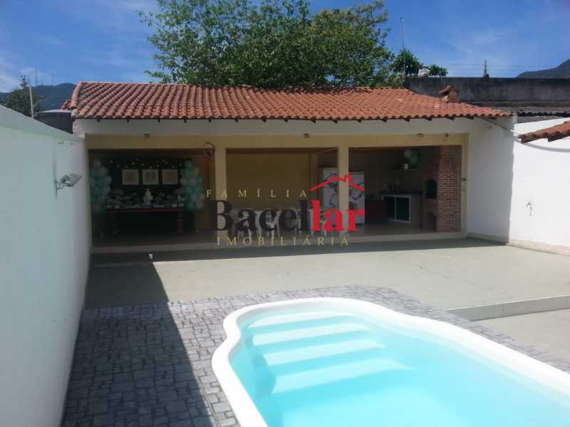 Piscina Área Churras - Casa à venda Rua Barão de Cotegipe,Vila Isabel, Rio de Janeiro - R$ 1.000.000 - TICA30132 - 4