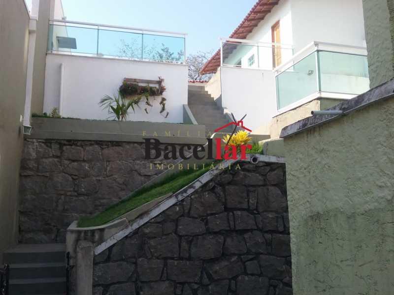 Acesso Piscina - Casa à venda Rua Barão de Cotegipe,Vila Isabel, Rio de Janeiro - R$ 1.000.000 - TICA30132 - 11