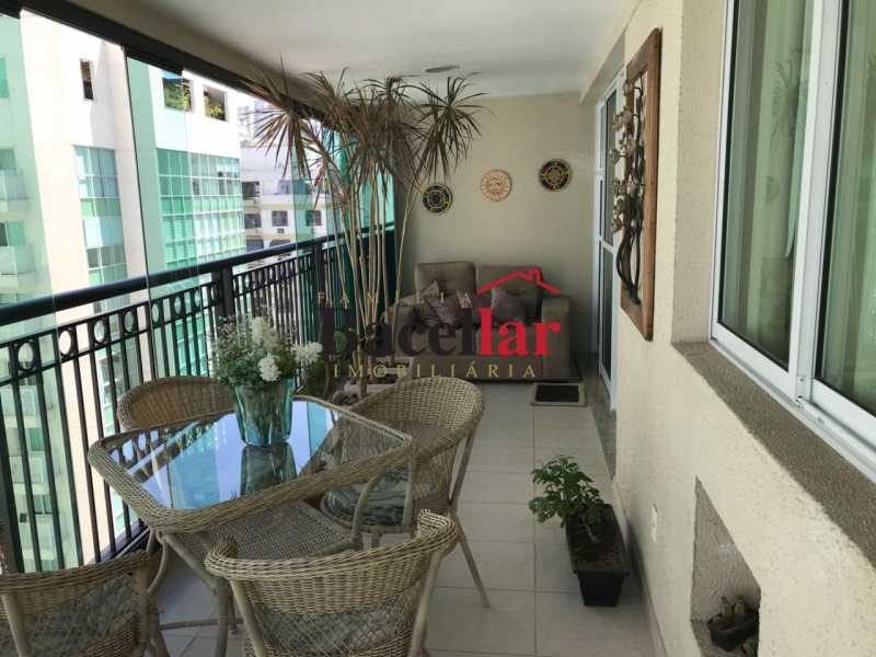 01. - Apartamento 4 quartos à venda Niterói,RJ - R$ 1.395.000 - TIAP40435 - 1