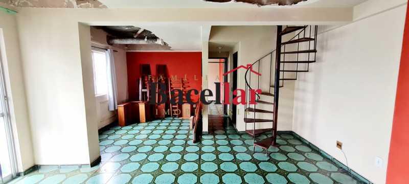 eae3c5f8-d195-4f78-830e-16c27b - Cobertura à venda Rua Araújo Leitão,Rio de Janeiro,RJ - R$ 270.000 - TICO30210 - 3