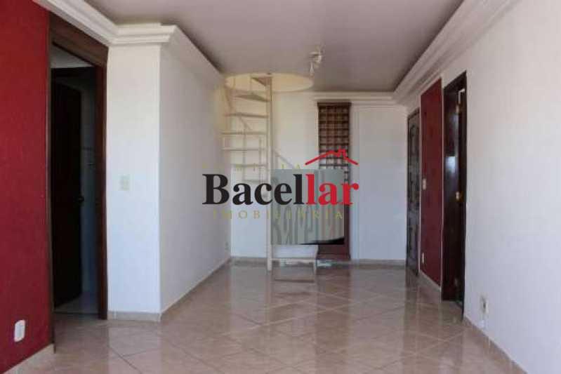 3 - Cobertura 3 quartos à venda Pechincha, Rio de Janeiro - R$ 580.000 - TICO30211 - 1