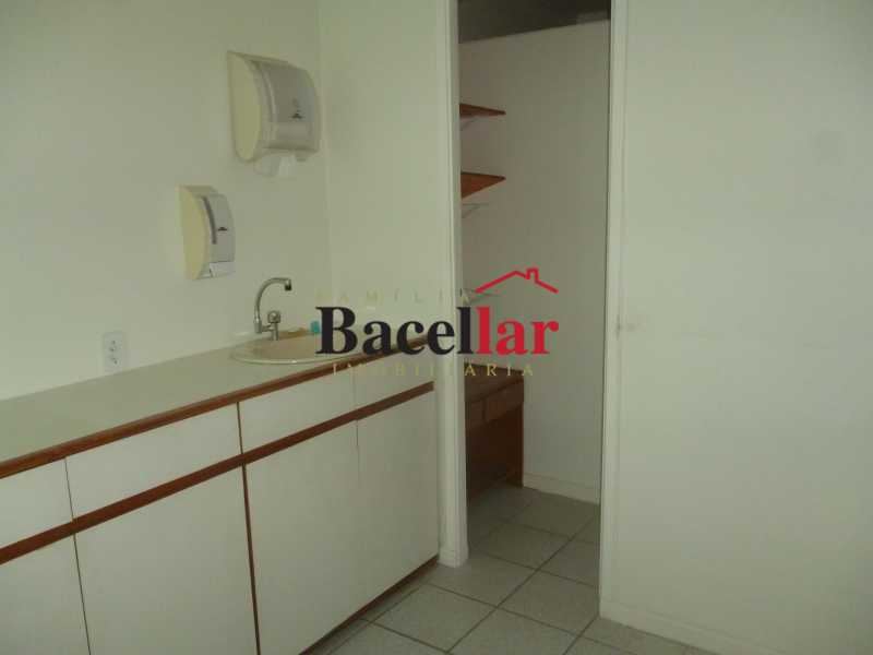 P1180020 - Sala Comercial 54m² para venda e aluguel Tijuca, Rio de Janeiro - R$ 320.000 - TISL00183 - 11