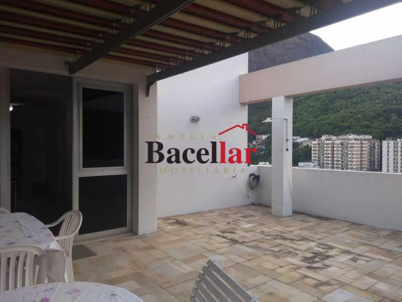 21. - Cobertura 3 quartos à venda Rio de Janeiro,RJ - R$ 838.000 - TICO30217 - 22