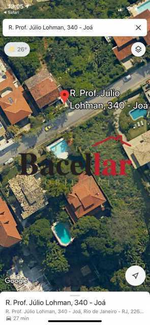 IPTU 5. - Casa 2 quartos à venda Joá, Rio de Janeiro - R$ 2.800.000 - TICA20062 - 8