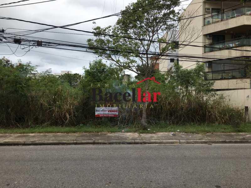 ea31d3af-b2ed-402d-b326-b00d26 - Terreno à venda Recreio dos Bandeirantes, Rio de Janeiro - R$ 1.499.000 - TIFR00004 - 1