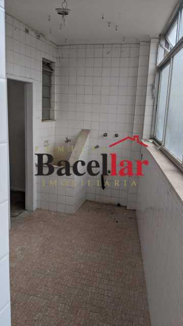 AREA. - Apartamento para alugar Rua Mariz e Barros,Rio de Janeiro,RJ - R$ 1.400 - TIAP32437 - 19