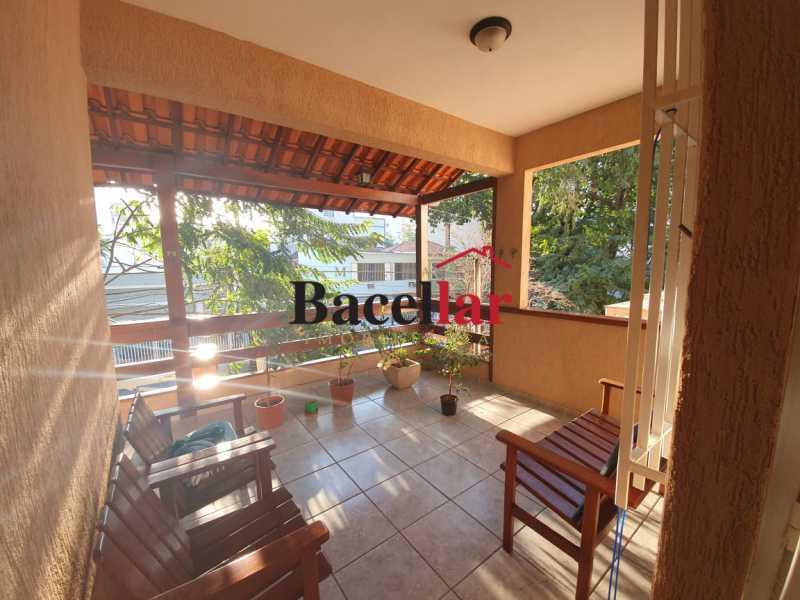 13. - Casa 4 quartos à venda Grajaú, Rio de Janeiro - R$ 820.000 - TICA40171 - 4