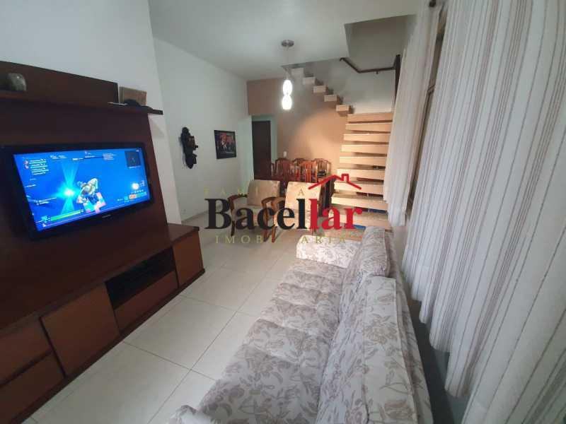27. - Casa 4 quartos à venda Grajaú, Rio de Janeiro - R$ 820.000 - TICA40171 - 22