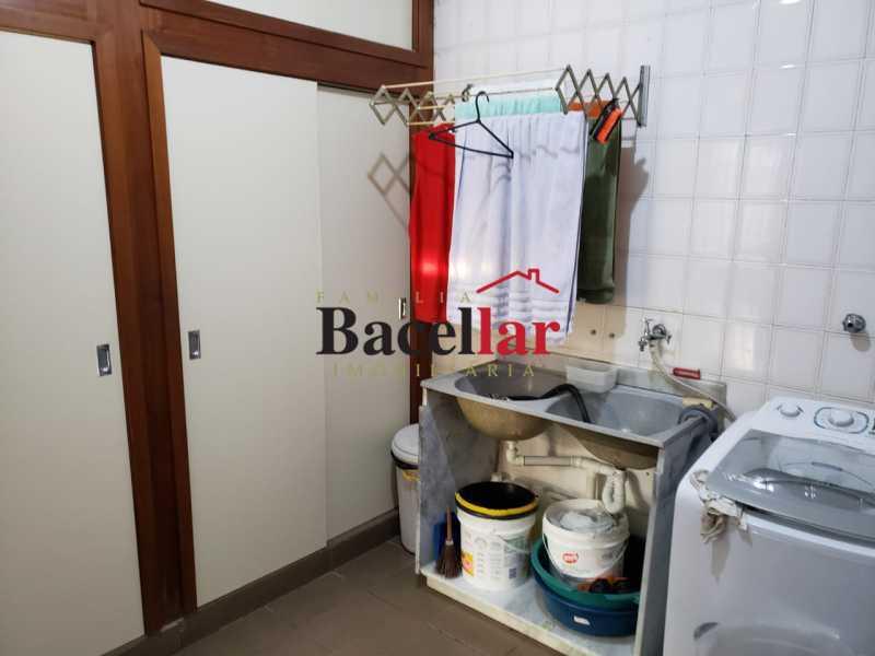 30. - Casa 4 quartos à venda Grajaú, Rio de Janeiro - R$ 820.000 - TICA40171 - 25