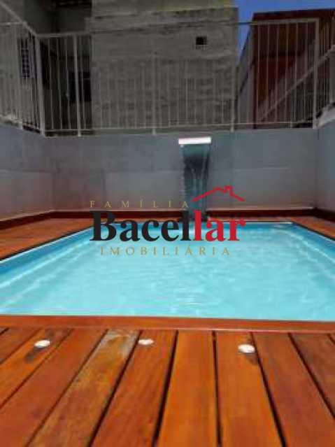 piscina - Casa 6 quartos à venda Rio de Janeiro,RJ - R$ 1.700.000 - TICA60022 - 28