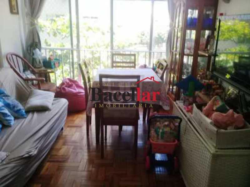 01 - Apartamento 2 quartos à venda Praça da Bandeira, Rio de Janeiro - R$ 360.000 - TIAP23805 - 3
