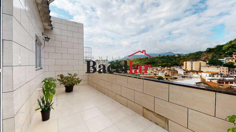 1 - Cobertura 2 quartos à venda Rio de Janeiro,RJ - R$ 325.000 - TICO20130 - 1