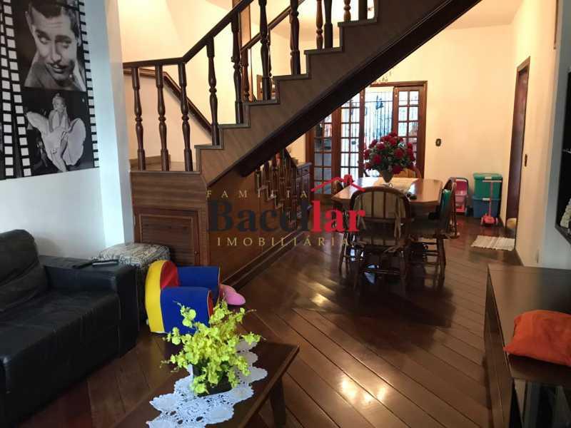02 - Casa 3 quartos à venda Tijuca, Rio de Janeiro - R$ 1.600.000 - TICA30155 - 3
