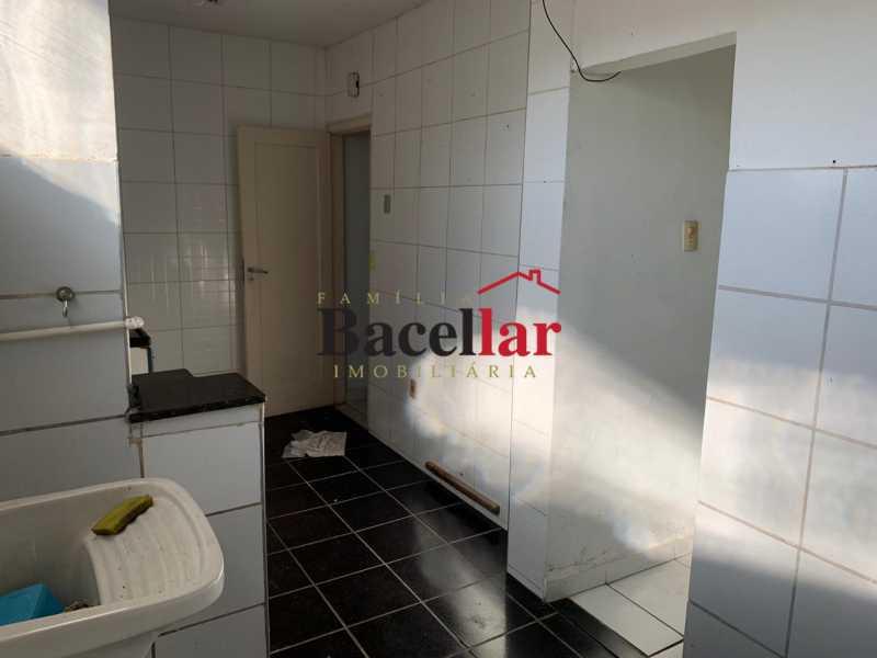 Cozinha e área - Apartamento 2 quartos à venda Piedade, Rio de Janeiro - R$ 169.900 - RIAP20012 - 10