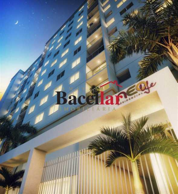 1 - Apartamento 2 quartos à venda Rio de Janeiro,RJ - R$ 375.000 - TIAP24071 - 1