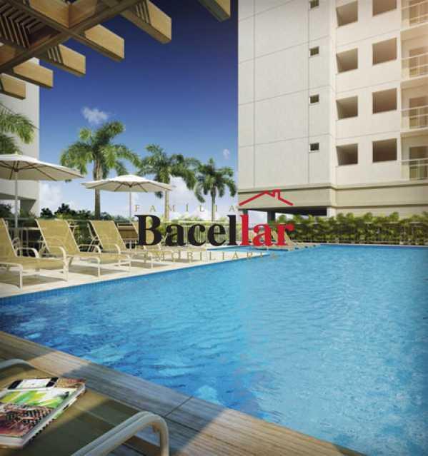 12 - Apartamento 2 quartos à venda Rio de Janeiro,RJ - R$ 375.000 - TIAP24071 - 13