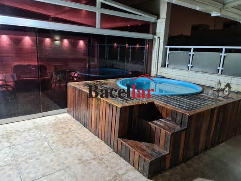 1 - Cobertura 2 quartos à venda Cachambi, Rio de Janeiro - R$ 670.000 - TICO20138 - 1