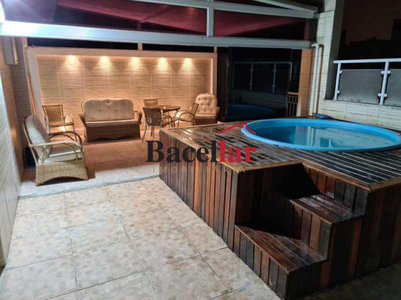 3 - Cobertura 2 quartos à venda Cachambi, Rio de Janeiro - R$ 670.000 - TICO20138 - 4