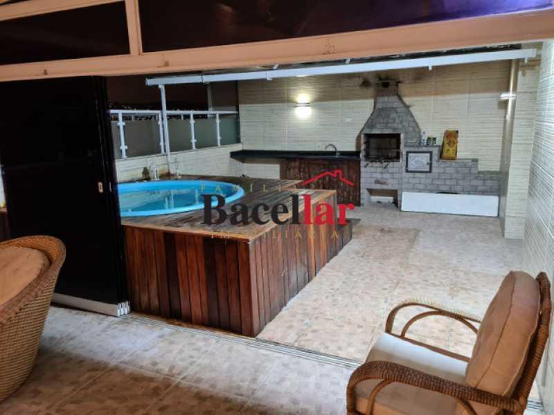 9 - Cobertura 2 quartos à venda Cachambi, Rio de Janeiro - R$ 670.000 - TICO20138 - 10