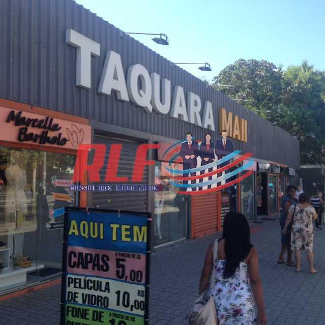 IMG_9013 - Loja Taquara, Rio de Janeiro, RJ Para Alugar, 6m² - RLLJ00012 - 5