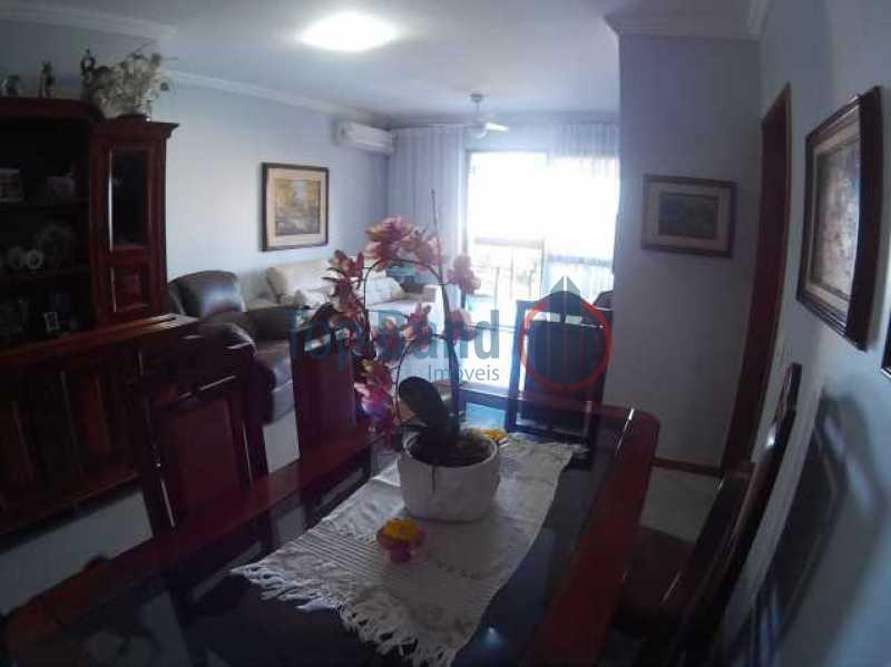 10053_P1434580481 - Apartamento À Venda - Barra da Tijuca - Rio de Janeiro - RJ - TIAP40004 - 7