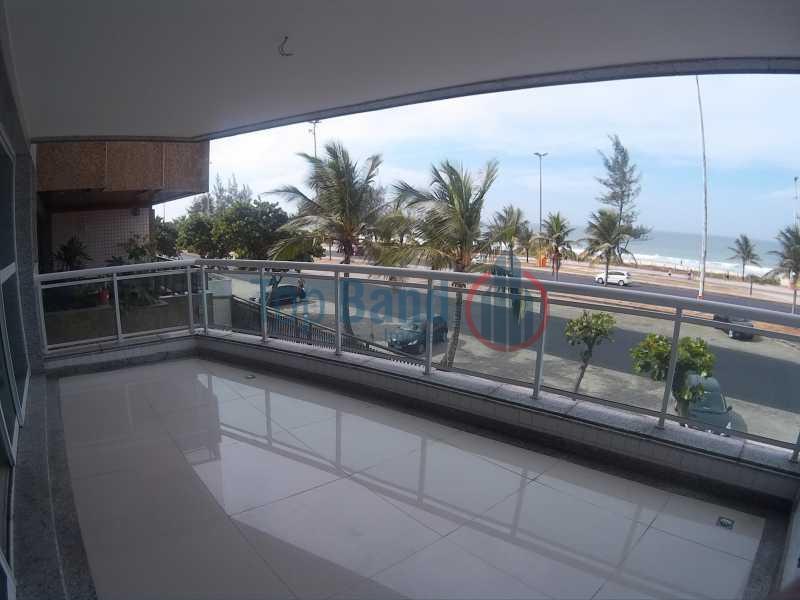 01 - Apartamento À Venda - Recreio dos Bandeirantes - Rio de Janeiro - RJ - TIAP30013 - 1