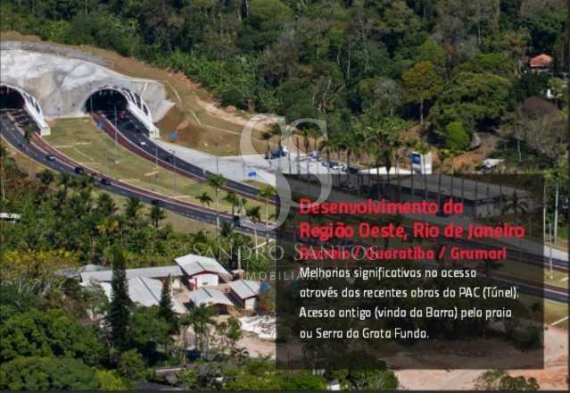 17 - Terreno 1900m² à venda Estrada do Grumari,Grumari, Rio de Janeiro - R$ 1.350.000 - SSUF00001 - 16