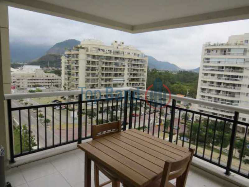 10218_P1438201276 - Apartamento À Venda - Recreio dos Bandeirantes - Rio de Janeiro - RJ - SSAP40025 - 1