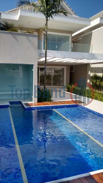 20 - Casa em Condomínio Avenida das Américas,Barra da Tijuca, Rio de Janeiro, RJ À Venda, 4 Quartos, 325m² - TICN40093 - 21