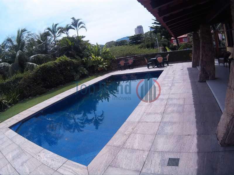 17100005 - Casa em Condomínio à venda Avenida Rosalina Coelho Lisboa,Barra da Tijuca, Rio de Janeiro - R$ 3.500.000 - TICN40002 - 3