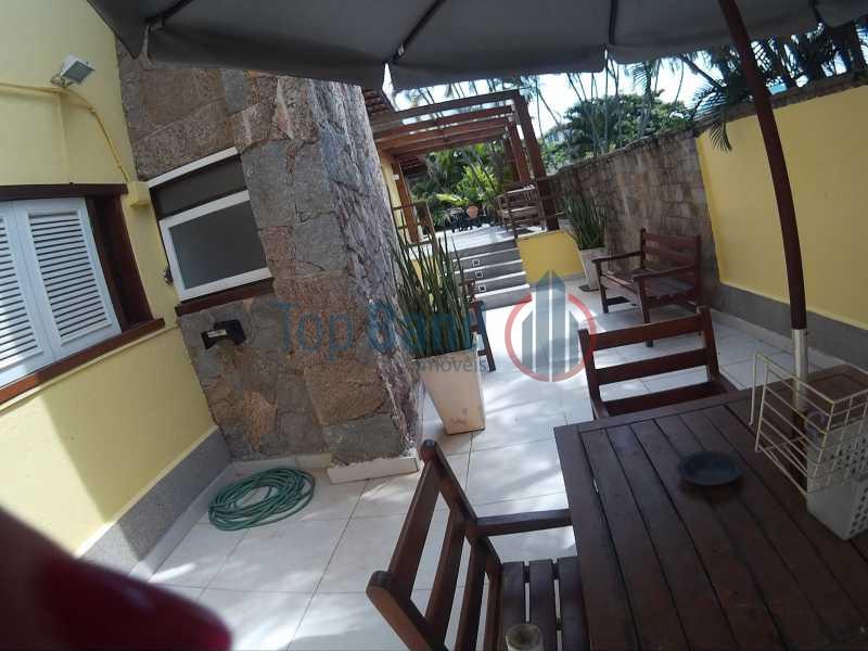 17130020 - Casa em Condomínio à venda Avenida Rosalina Coelho Lisboa,Barra da Tijuca, Rio de Janeiro - R$ 3.500.000 - TICN40002 - 6