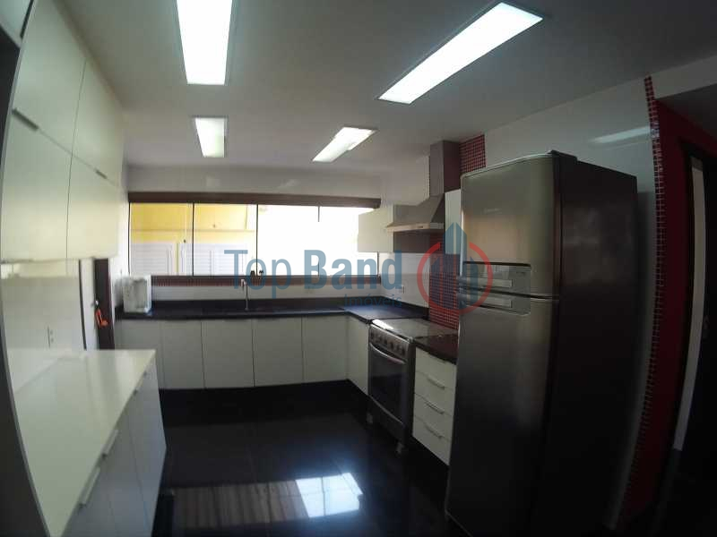17150029 - Casa em Condomínio à venda Avenida Rosalina Coelho Lisboa,Barra da Tijuca, Rio de Janeiro - R$ 3.500.000 - TICN40002 - 13