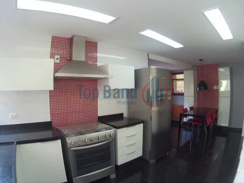 17150030 - Casa em Condomínio à venda Avenida Rosalina Coelho Lisboa,Barra da Tijuca, Rio de Janeiro - R$ 3.500.000 - TICN40002 - 14