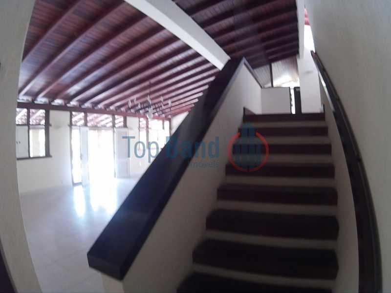 17170039 - Casa em Condomínio à venda Avenida Rosalina Coelho Lisboa,Barra da Tijuca, Rio de Janeiro - R$ 3.500.000 - TICN40002 - 16