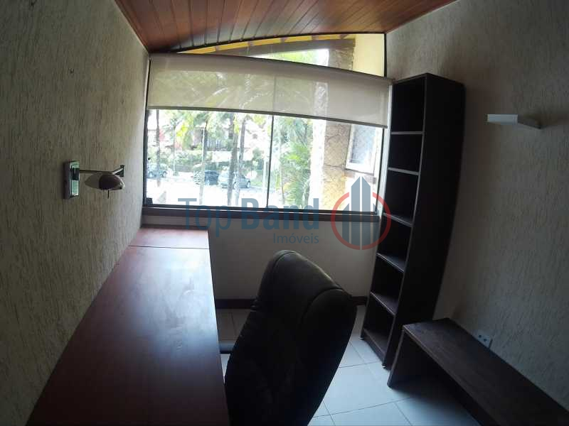 17180040 - Casa em Condomínio à venda Avenida Rosalina Coelho Lisboa,Barra da Tijuca, Rio de Janeiro - R$ 3.500.000 - TICN40002 - 17