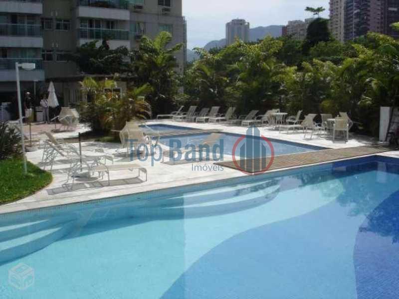 13 - Apartamento à venda Avenida Evandro Lins e Silva,Barra da Tijuca, Rio de Janeiro - R$ 800.000 - TIAP20007 - 14