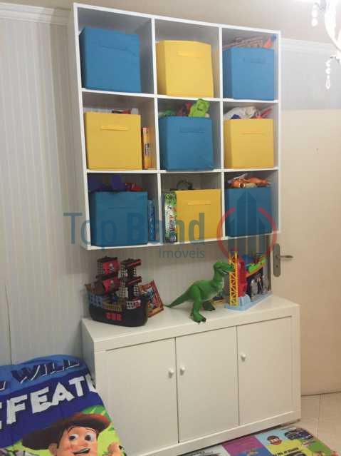 TOP RIO 11 - Casa em Condomínio à venda Rua Paulo José Mahfud,Vargem Pequena, Rio de Janeiro - R$ 880.000 - TICN40001 - 12