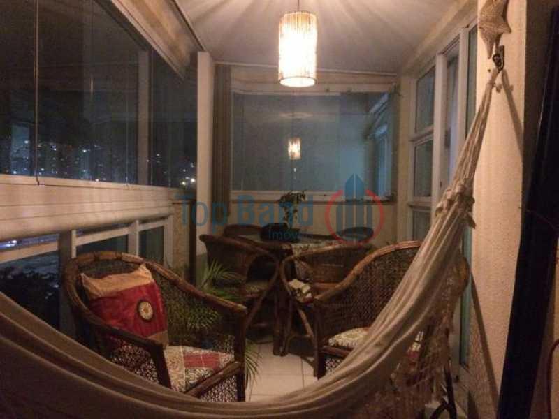 1 - Apartamento à venda Avenida Salvador Allende,Recreio dos Bandeirantes, Rio de Janeiro - R$ 540.000 - TIAP20021 - 1