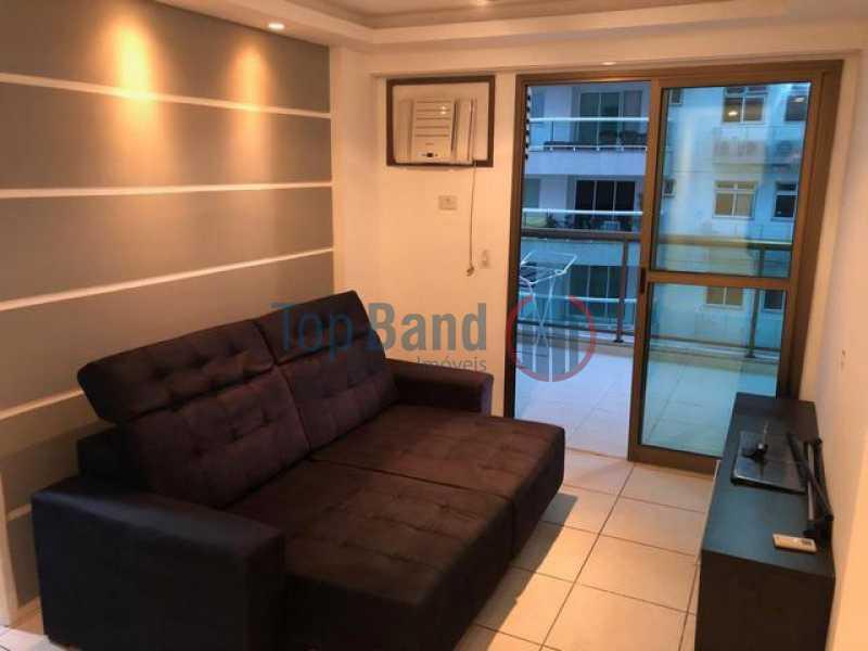 1 - Apartamento à venda Rua Francisco de Paula,Barra da Tijuca, Rio de Janeiro - R$ 400.000 - TIAP20030 - 1