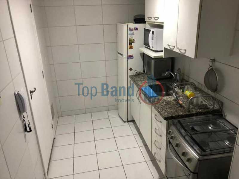7 - Apartamento à venda Rua Francisco de Paula,Barra da Tijuca, Rio de Janeiro - R$ 400.000 - TIAP20030 - 8