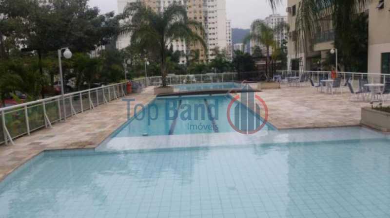 18 - Apartamento à venda Rua Francisco de Paula,Barra da Tijuca, Rio de Janeiro - R$ 400.000 - TIAP20030 - 21