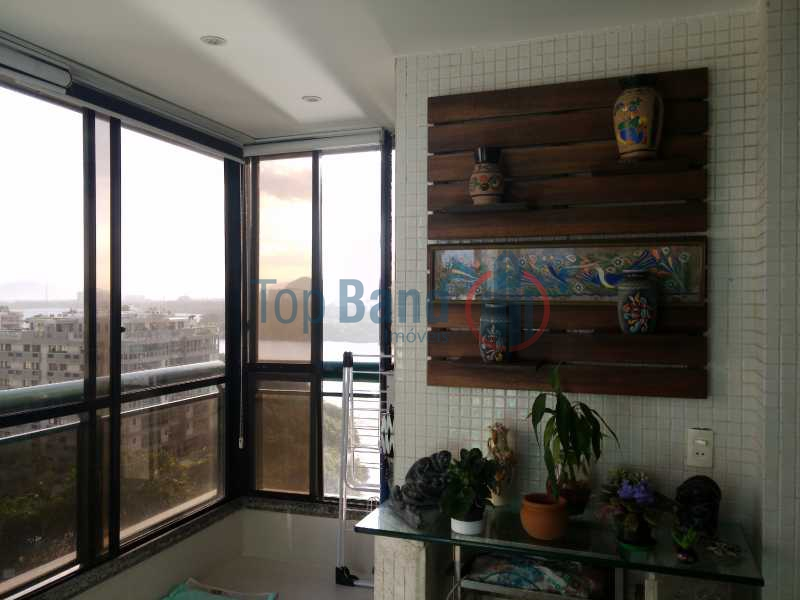 20160626_155910 - Apartamento à venda Avenida Lúcio Costa,Barra da Tijuca, Rio de Janeiro - R$ 1.020.000 - TIAP20044 - 4