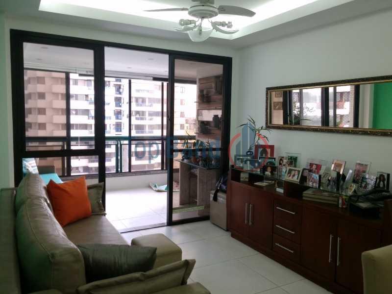 20160626_160635 - Apartamento à venda Avenida Lúcio Costa,Barra da Tijuca, Rio de Janeiro - R$ 1.020.000 - TIAP20044 - 23